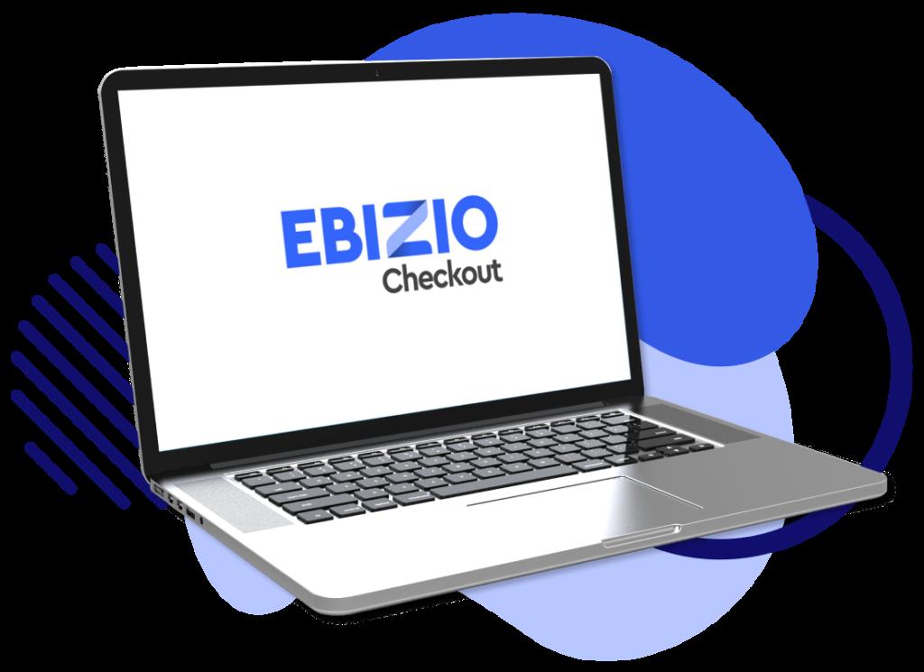 Ebizio Checkout Laptop Logo